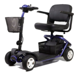 Scooter power chair rental
